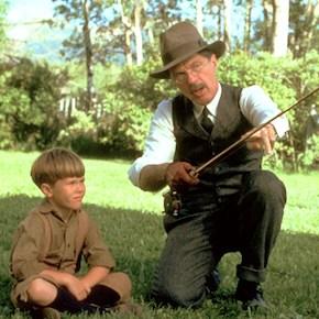 On Fishing and Fatherhood