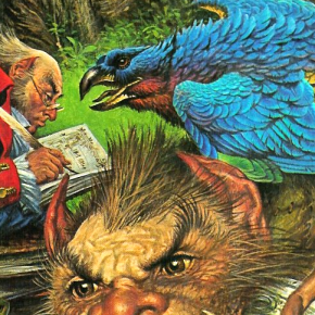 Unexpected Help from the World of Xanth