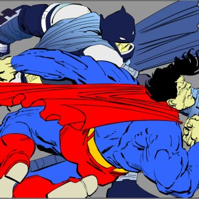 Toiling to Make Film Life from Comic Death: <i>Batman v Superman</i> Invokes and Bungles Two Canons