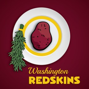 Washington Football Just Can't Win