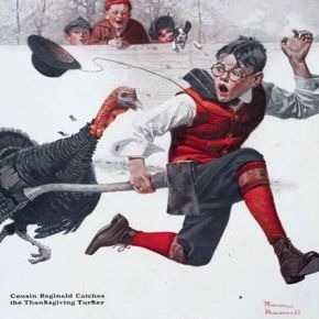 More Robert Farrar Capon & Less Thanksgiving Turkey