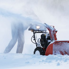 Snow Blowers Are Of The Devil (Blue Jeans Too)