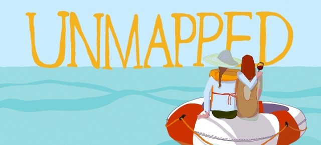Announcing Unmapped by Charlotte Getz and Stephanie Phillips!