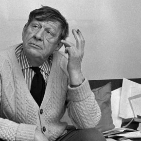 Stories Told Behind Auden's Back