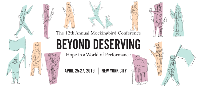 "2019 Mbird NYC Conference (4/25-27): ""Beyond Deserving"""