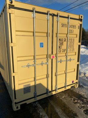 20' One Way Containers 3