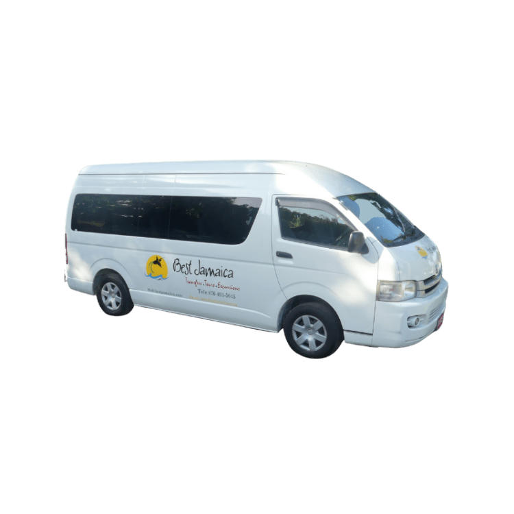 Private van service Montego bay