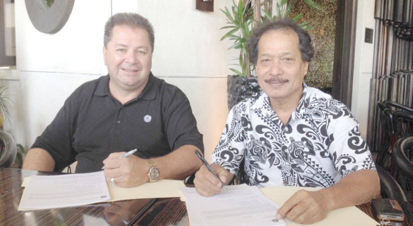 Marshall Islands signs deal with General Electric for clean-energy equipment