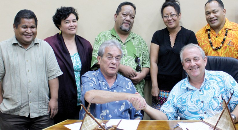 Climate financing breakthrough for Pacific is certain