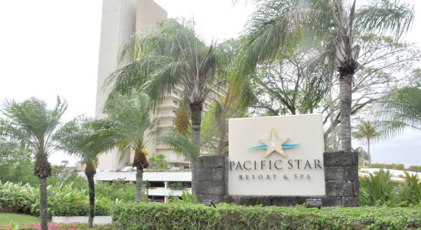 Pacific Star gets ready to shine