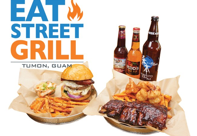 Restaurant report: Eat Street opens in Tumon, Café Singh in Micronesia Mall