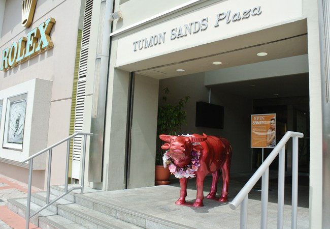 Mix and match: Tumon Sands to redesign for wider range of appeal