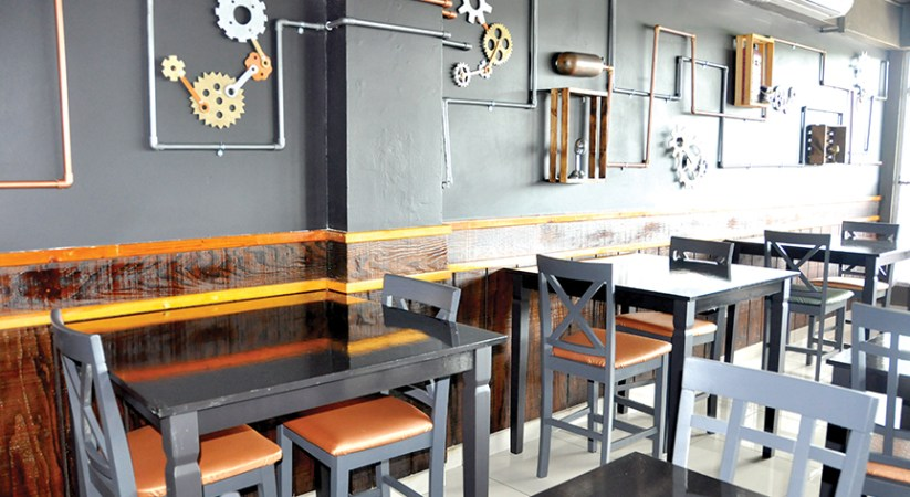 Guam's first steampunk-themed restaurant opens