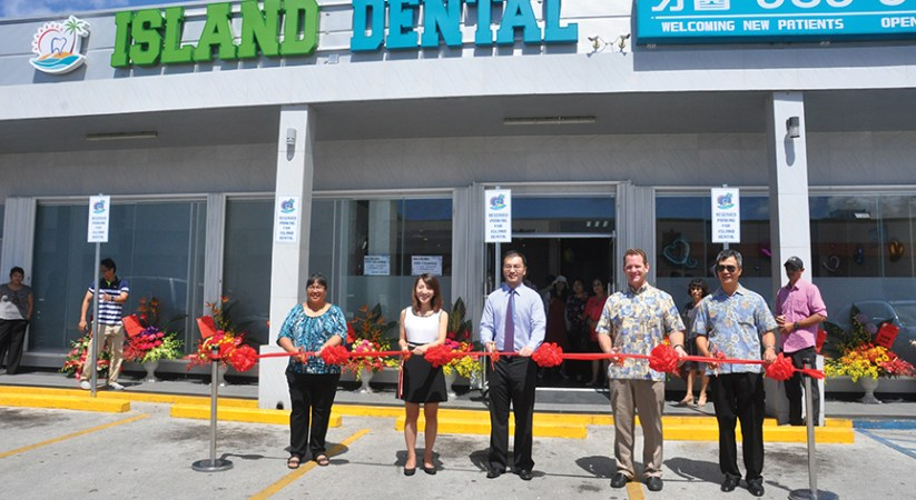 Chinese-speaking dental clinic opens in Dededo