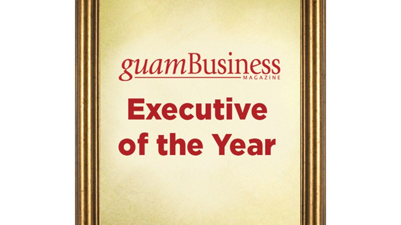 Guam Business Magazine announces Executive of the Year nominees