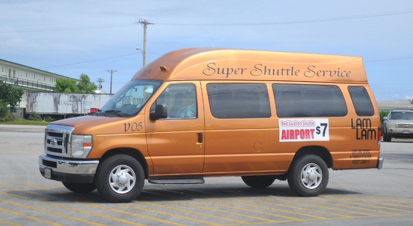 DFS, Tumon Sands Plaza add airport shuttle services