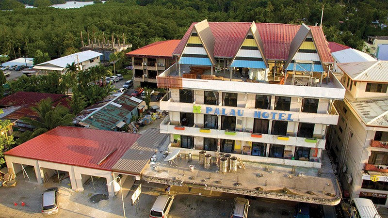 A heavy horizon: Planned hotel investments in Palau total $300 million