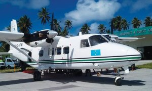 The missing link: Charter service steps up to connect the Micronesian Islands