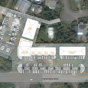 All in the family: Parents and son to build commercial plaza