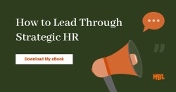 How to Lead Through Strategic HR: Download My eBook