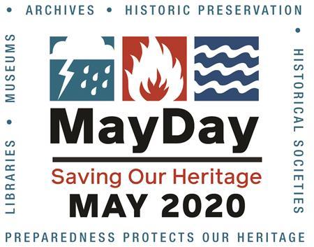 MayDay 2020 logo, credit: AIC/FAIC