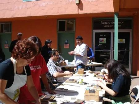 Make-A-Bracelet Community Outreach Event