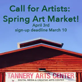 Spring Art Market - Jewelry Toolery & MBMAG