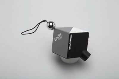 Spyder cube for white balance setting