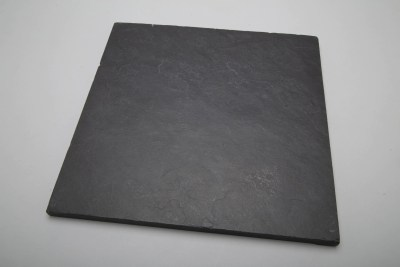 Black Slate as a background for photos
