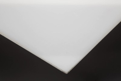 white acrylic background material