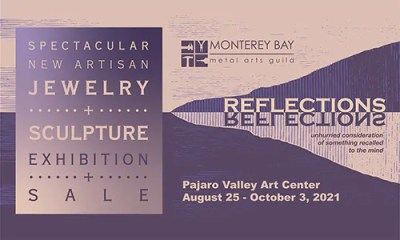 details of what, when and where for the Reflections exhibit + sale