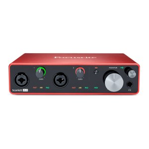 Scarlett-Audio-Interface