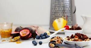 terveellinen ruokasuhde