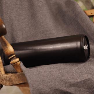 Pro Roller mustana on kuin design foam roller