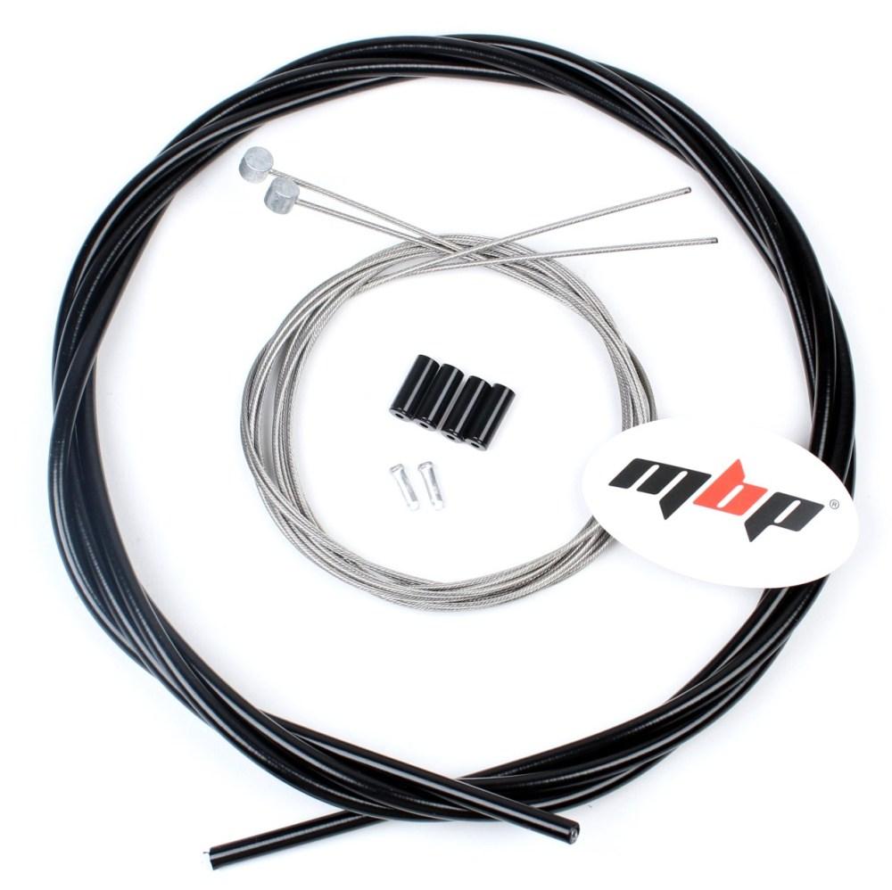 Mountain Bicycle Brake Cable Set
