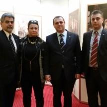 Претседателката на МБП во работа посета во Бугарија