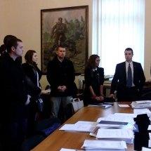 Младинци од Македонија, Албанија и Бугарија во посета на Народното Собрание во Бугарија