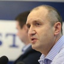 МБП со честитки за изборот на г-дин Румен Радев за претседател на Република Бугарија