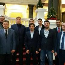 Делегацијата на МБП работно во Народното Собрание на Република Бугарија