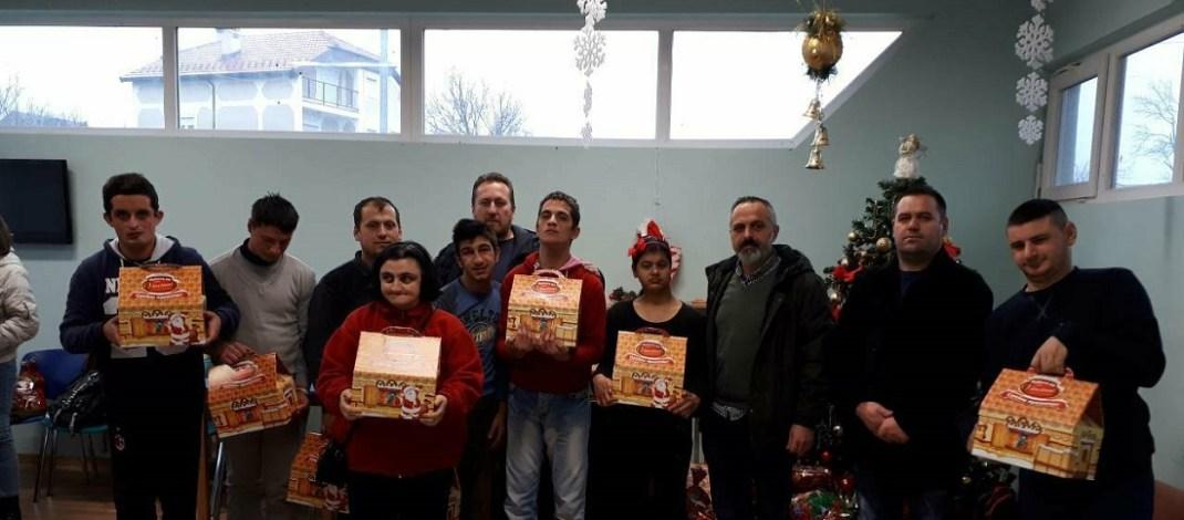 МБП традиционално со божиќно хуманитарна акција