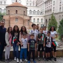 МБП Скопје учествуваше во прославата за денот на Светите браќа Кирил и Методиј и на сесловенската писменост-24 Мај во Софија