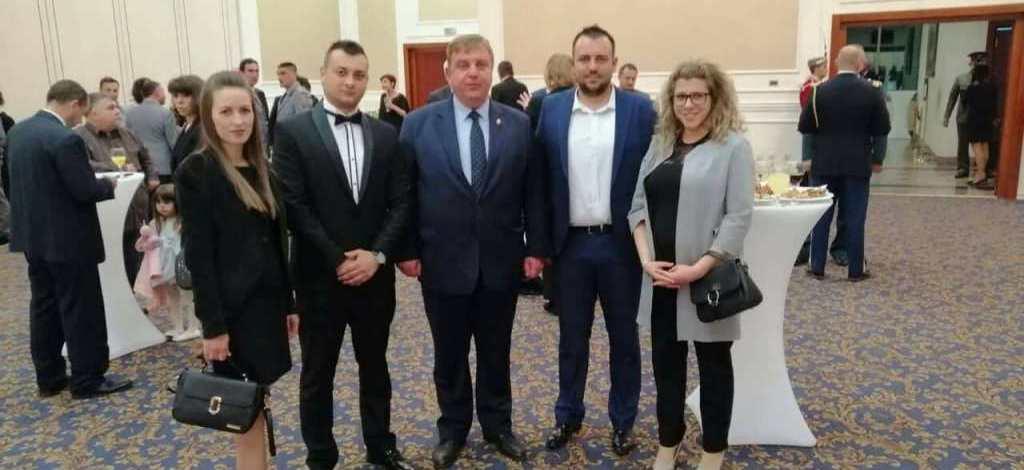 МБП на прием по повод 6-ти Мај, денот на Бугарската армија и храброст