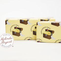 Pirates treasure custom gift wrap