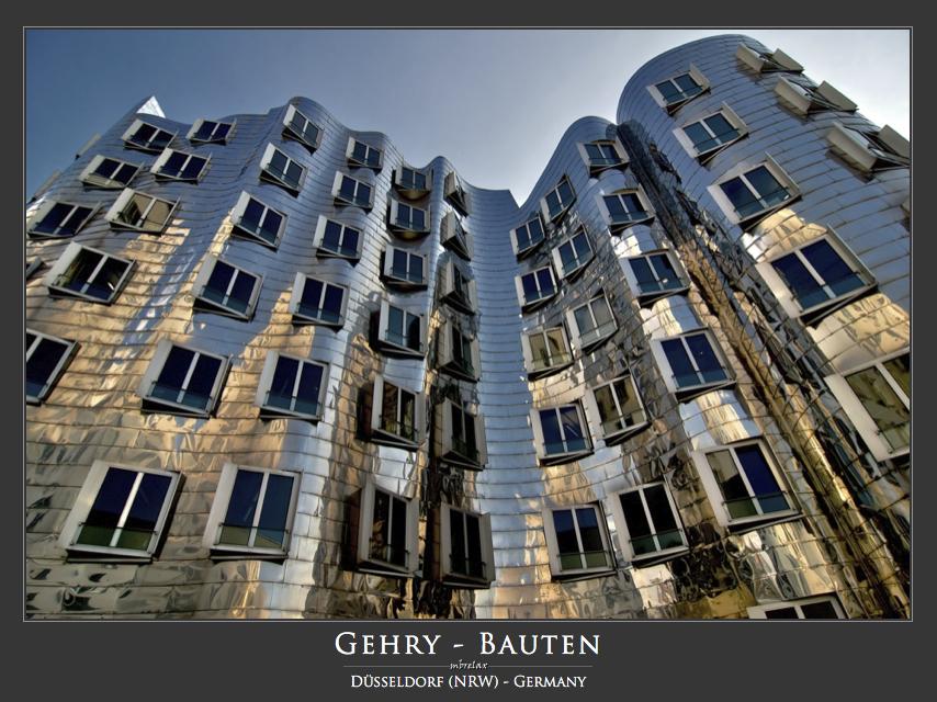 gehry-bauten-europa-europe-deutschland-germany-duesseldorf-nrw-medienhafen-rhein-mbrelax