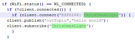 ESP8266 siri homekit_Arduino_HomeKitLight__nombre de accesorio