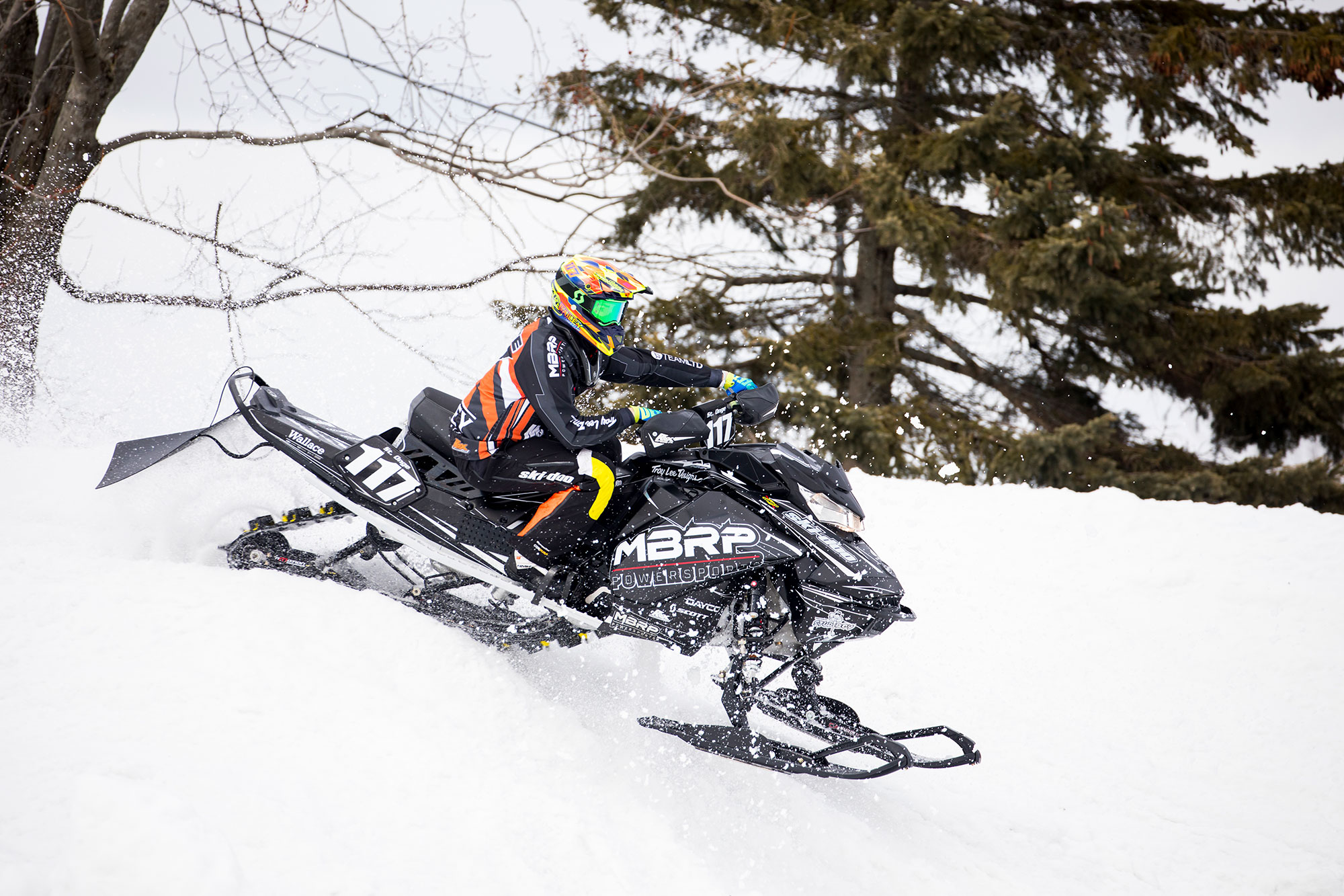 mbrp powersports race inspired trail