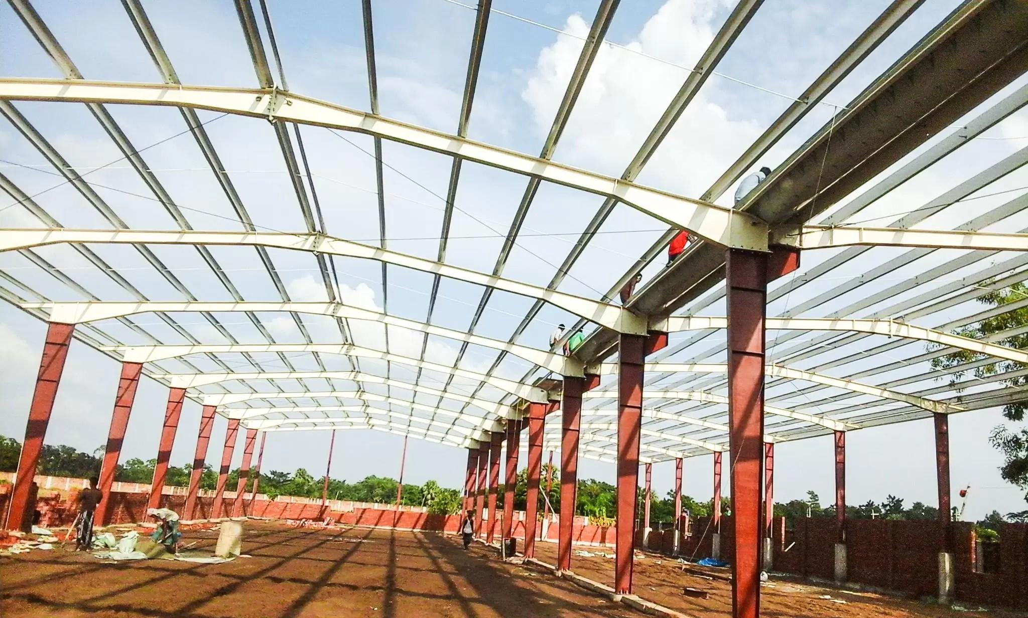 Steel Structural steel Buildings