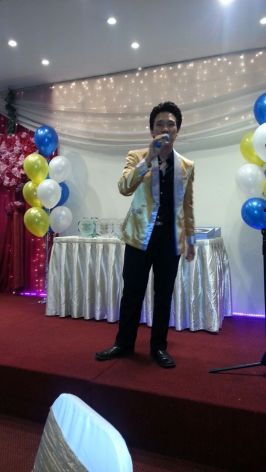 Alex Wong aka Elvis