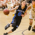 Morro Bay Varsity Basketball. Photo/ Luke Mellom