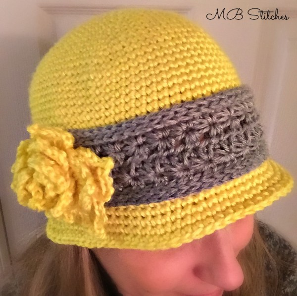Crochet Star Cloche Hat A Knots Of Love Chemo Cap Mb Stitches